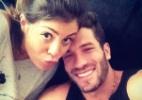 """""""É amor não acaba nunca, minha amiga"""", diz Roni para Bella - Reprodução/ Instagram/ mazonroni"""