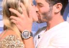 """""""O amor continua"""", diz Roni após primeiro beijo em Tatiele fora do reality - Reprodução/GShow"""