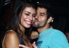 """""""Diego tem ciúmes do Alemão"""", revela Franciele - Raphael Mesquita/Foto Rio News"""