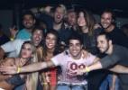 Participantes eliminados comemoram aniversário de Junior no Rio - Raphael Mesquita/Foto Rio News