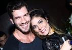 Após críticas de Cássio, Roni evita falar com brother em festa - Raphael Mesquita/Foto Rio News