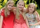 Príncipes e princesinhas de verdade: conheça crianças das famílias reais