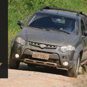 Fiat Strada Adventure 2014 3-portas - Murilo Góes/UOL