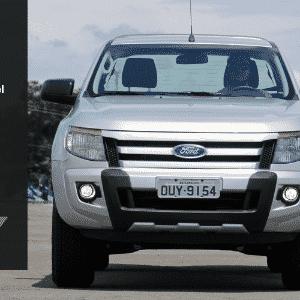 Ford Ranger Sport 2014 - Murilo Góes/UOL