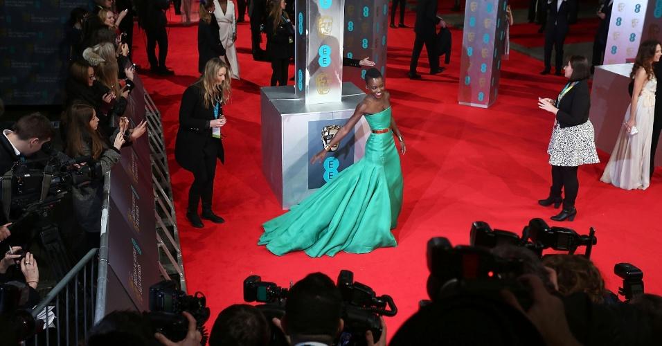 Lupita Nyong'o para álbum