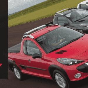 Peugeot Hoggar X-Line - Divulgação