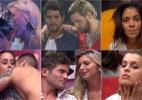 """Promessas do """"BBB14"""": veja se os brothers cumpriram o que prometeram no começo - Reprodução/TV Globo/Montagem UOL"""