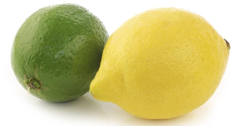 limões; limão