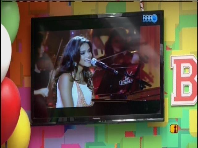 """29.mar.2014 - Solo de Lucy Alves cantando """"Disparada"""", no """"The Voice Brasil 2"""", desperta os quatro sobreviventes no 75º dia de confinamento"""