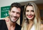 Roni e Tatiele vão ao show de Luan Santana neste sábado no Rio - Graça Paes/Photo Rio News