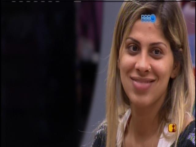 """31.mar.2014 - """"Ainda bem que as nossas brigas foram irrelevantes"""", diz Vanessa sobre Marcelo"""