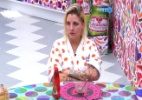 """""""Como se ama, se já fez mais de 500 plásticas?!"""", diz Clara sobre Anitta - Reprodução/TV Globo"""