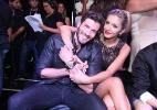 """Ex-BBBs Roni e Tatiele ficam noivos: """"É uma aliança de amor"""" - Thyago Andrade/ Foto Rio News"""