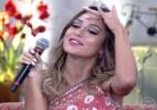 """Letícia diz que não beijou Marcelo e detector de mentiras acusa """"estresse"""" - Reprodução/TV Globo"""