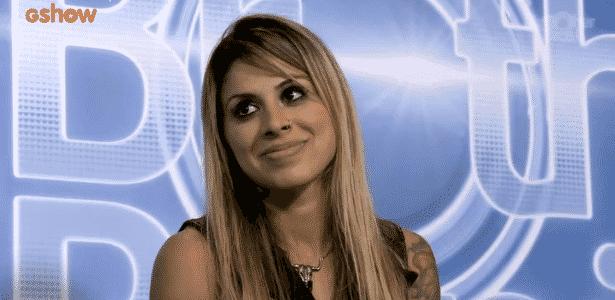 02.abr.2014 - Vanessa conta que pretende estudar, comprar uma chácara e montar uma clínica veterinária para pessoas carentes com o prêmio de R$ 1,5 milhão - Reprodução/GShow