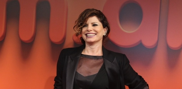 2.abr.2014 - Débora Bloch prestigiou a