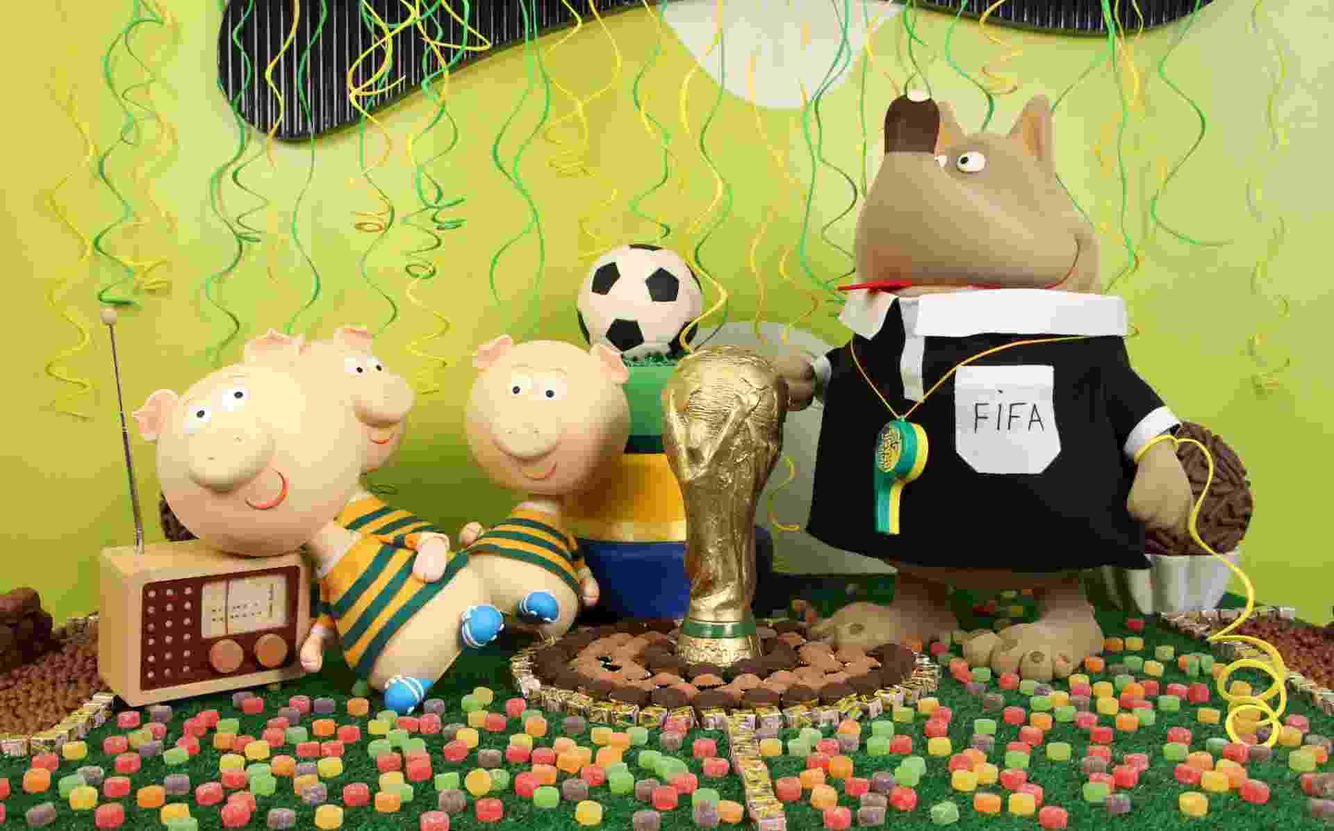 Festa Copa do Mundo - Talita Ferraz/Divulgação