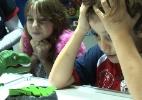 Crianças testam lançamentos e escolhem brinquedos sem pilha como favoritos