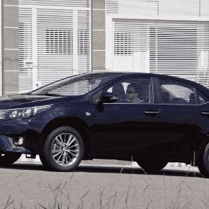 Toyota Corolla Altis 2015 - Murilo Góes/UOL