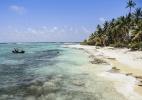 No Caribe colombiano, San Andrés tem águas ideais para mergulhar e relaxar - Thinkstock