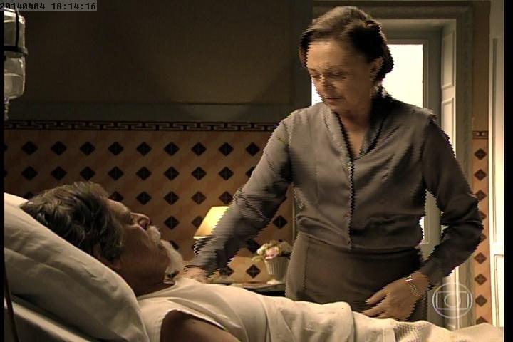 Gertrude confessa para Ernest que matou Catarina