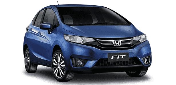 Honda Fit EX 2015 - Divulgação - Divulgação