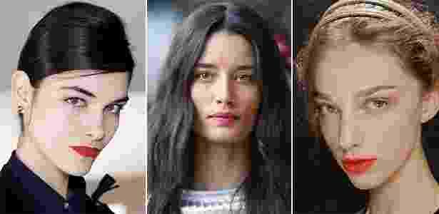 Cabelos SPFW - Patrícia Araujo/Alexandre Schneider/UOL - Patrícia Araujo/Alexandre Schneider/UOL