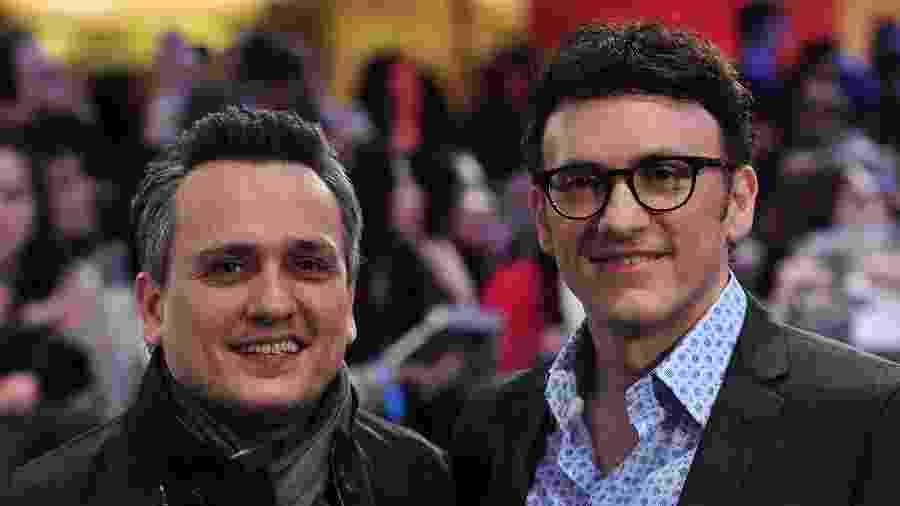 Joe e Anthony Russo serão os produtores-executivos da série documental - Carl Court/AFP Photo