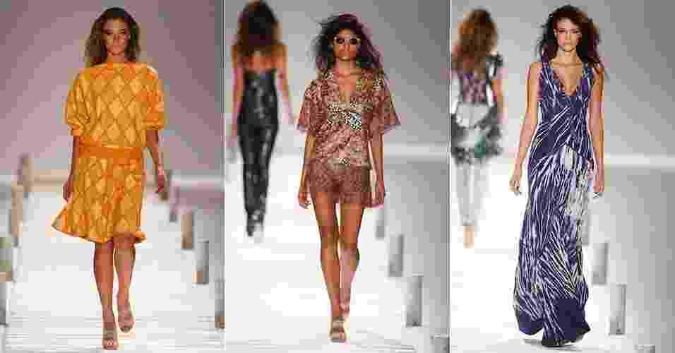 8.abr.2014 - Fashion Rio Verão 2015 - Patrícia Vieira - Alexandre Schneider/UOL