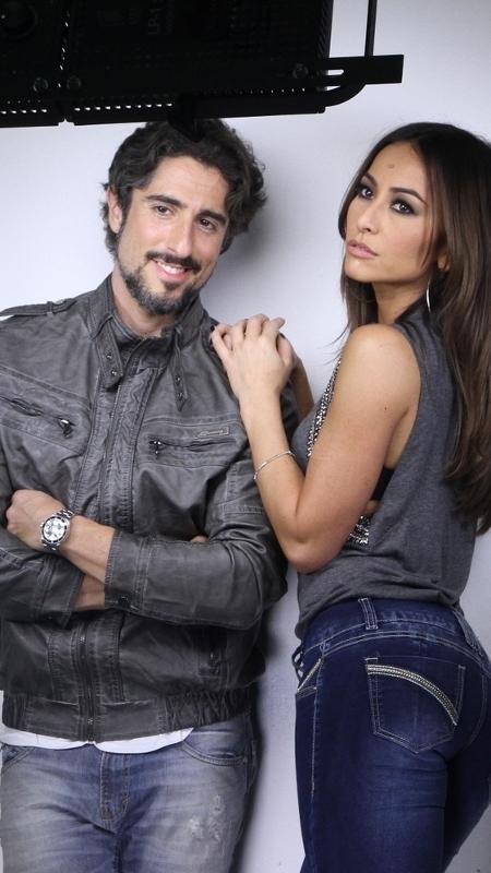 Marcos Mion e Sabrina Sato - AgNews