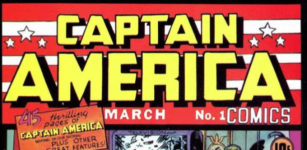 Resultado de imagem para cap america 1941