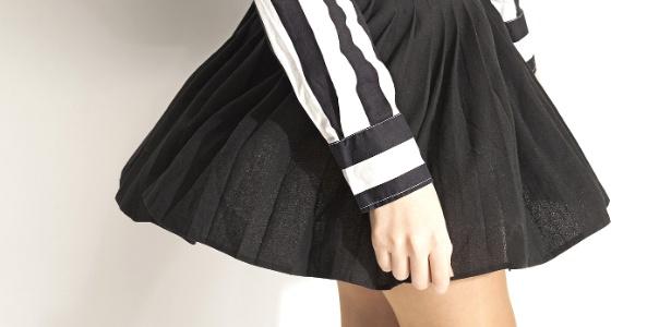 Escolha o modelo da saia evasê de acordo com o que você quer: disfarçar ou valorizar - Thinkstock
