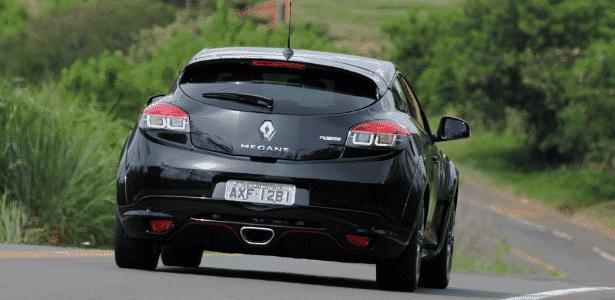 Renault Megane RS - Murilo Góes/UOL - Murilo Góes/UOL