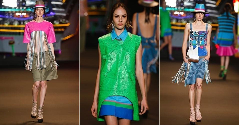 9.abr.2014 - Fashion Rio Verão 2015 - Espaço Fashion 988bb9fb776