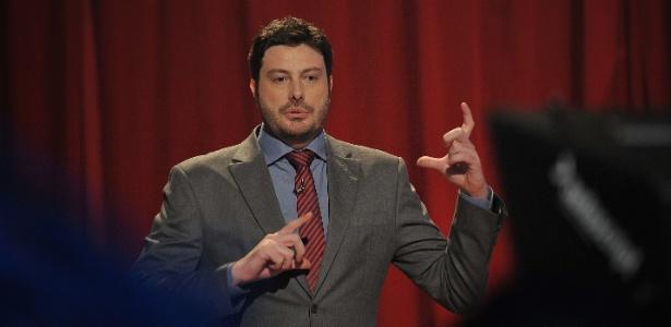 """Apresentador do """"The Noite"""", Danilo Gentili vai estrelar série na Fox"""