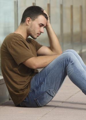 80% dos casos de depressão começam na adolescência - Getty Images