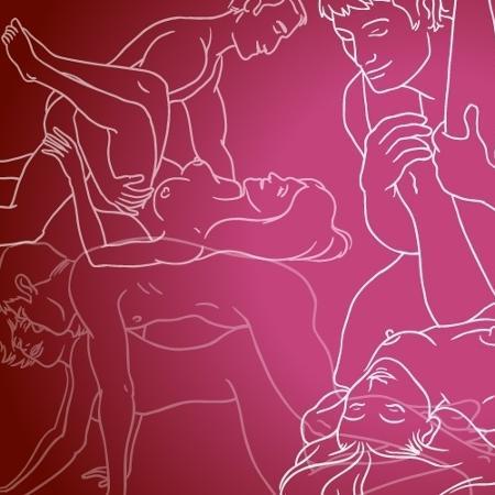 Posições sexuais - Leo Gibran/UOL
