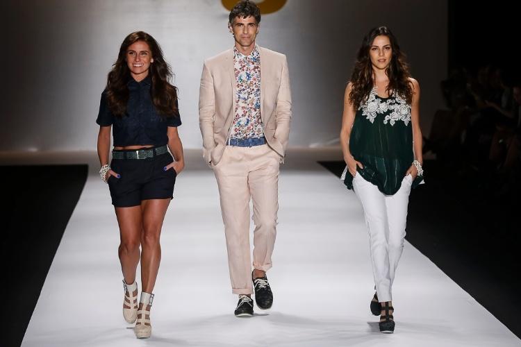 Fashion Rio  Veja os destaques da moda carioca para o Verão 2015 ... 6b8c519d027