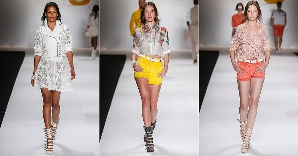 1108cbc1ae Fashion Rio - Verão 2013 - Moda - UOL Mulher