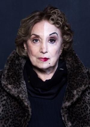"""Em """"Azul Resplendor"""", Eva Wilma interpreta uma atriz, Blanca Estela, que volta aos palcos depois de 30 anos - João Caldas"""