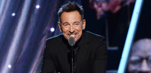 Bruce Springsteen lançará livro infantil - Larry Busacca/AFP