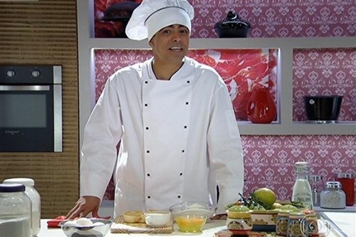 """11.abr.2014 - Programas de culinárias foram lembrados no """"Tá no Ar: A TV na TV"""""""