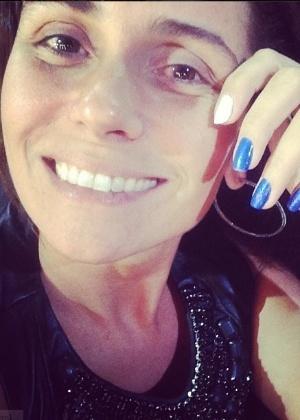 "Atriz Giovanna Antonelli faz ""selfie"" para o UOL Mulher - Reprodução/ Instagram"
