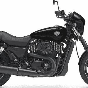 Harley-Davidson Street 750 - Divulgação