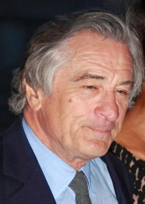 Robert De Niro disse que seu filho Elliot, de 18 anos, é portador de autismo - Lucas Jackson / Reuters