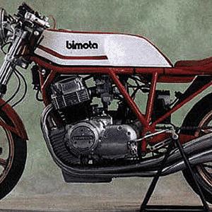 Bimota HB1 - Divulgação