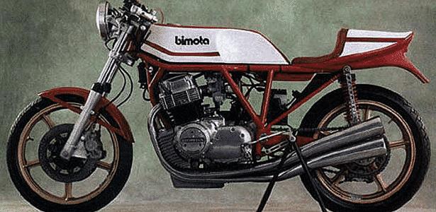 Bimota HB1 - Divulgação - Divulgação