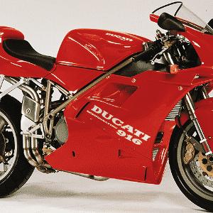 Ducati 916 - Divulgação