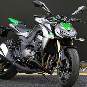 Kawasaki Z1000 2015 Fica Mais Potente E Com Visual Selvagem 20