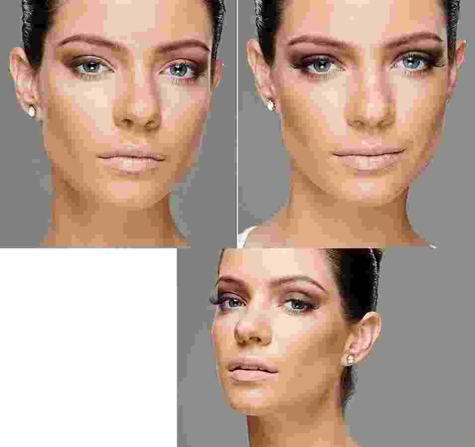 Maquiagem com tons terrosos - abre - Christian Parente/UOL